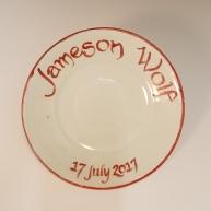 jameson plate